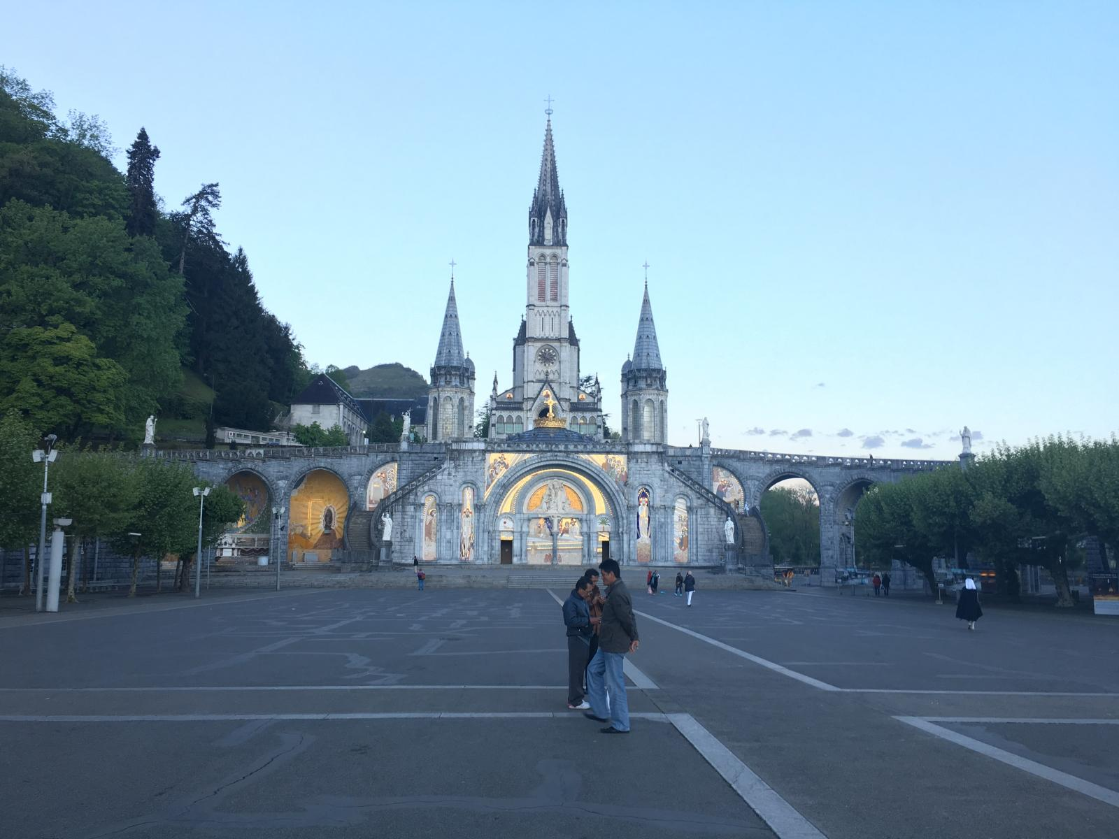 The Sanctuary, Lourdes