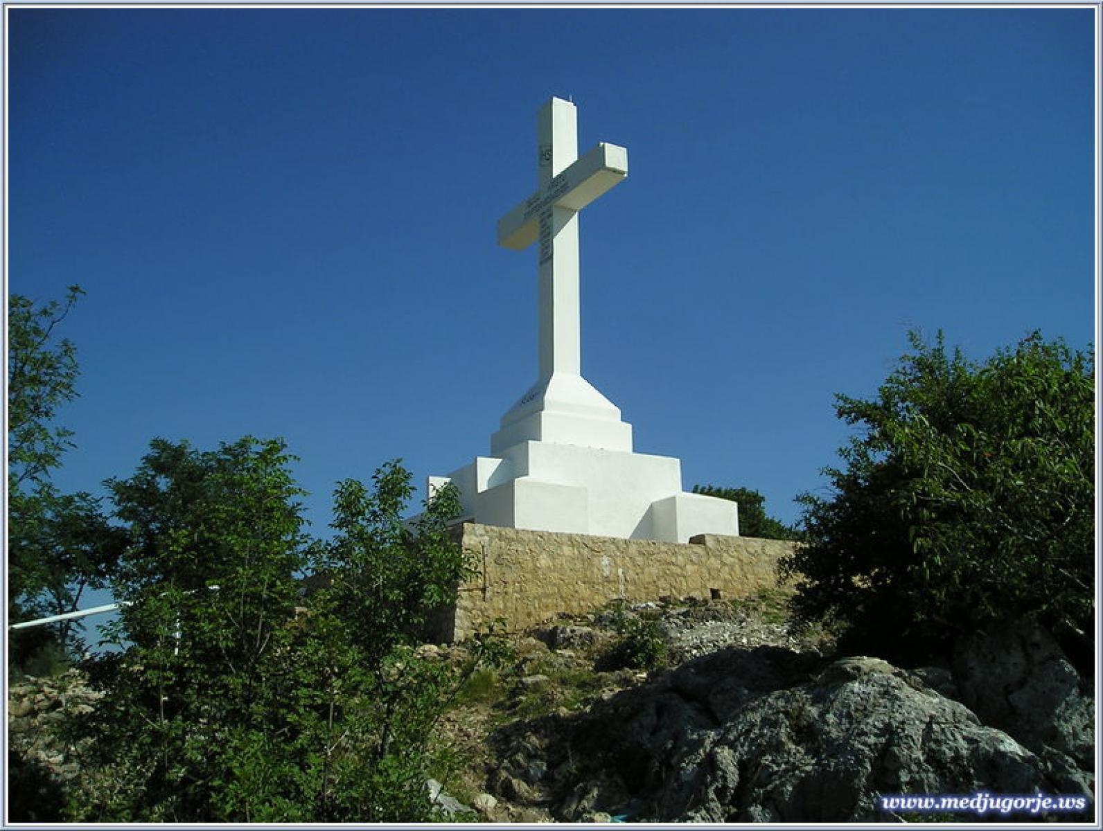 Cross at Krizevac
